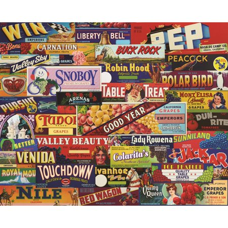 Table Treats 1500 Piece Jigsaw Puzzle