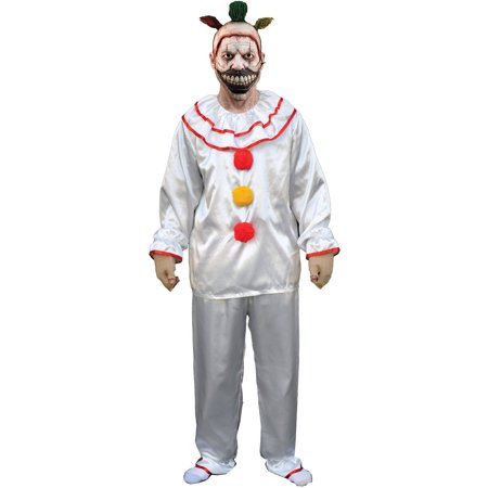 American Horror Story Twisty The Clown Men's Adult Halloween Costume