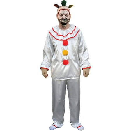 American Horror Story Twisty The Clown Men's Adult Halloween Costume (Halloween At Great America)