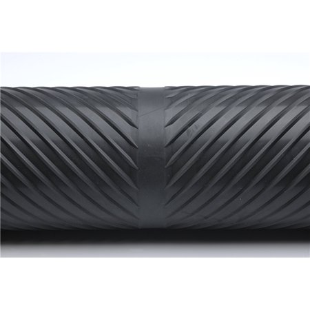 Mat Runner Rubber Blk 27x72in Walmart Com