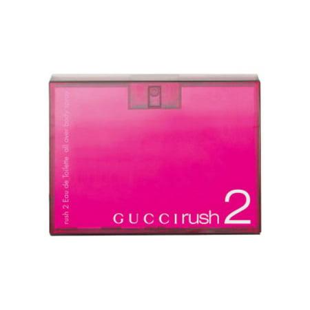 Gucci Rush 2 Eau de Toilette Spray, Perfume for Women, 1.6 Oz