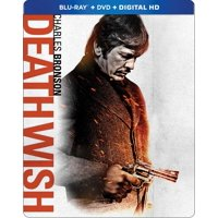 Death Wish (Steelbook) (Blu-ray + DVD + Digital)