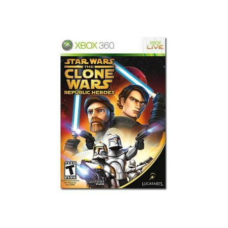 Star Wars: Clone Wars - Republic Heroes (Xbox