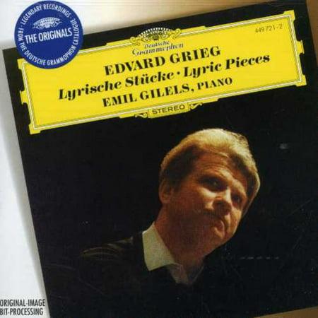 - Lyric Pieces (CD)