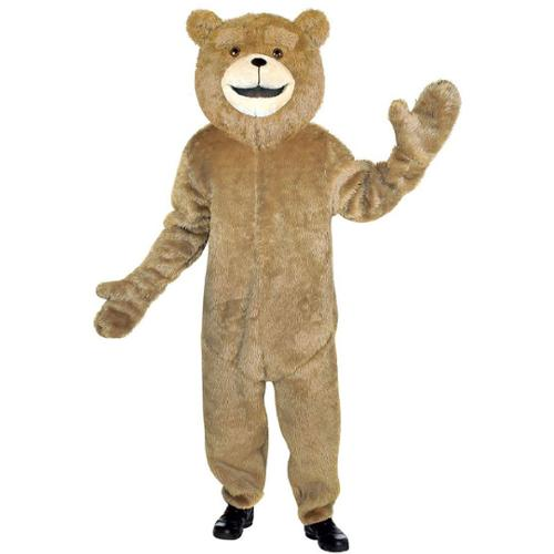 Adult Ted Movie Bear Halloween Costume