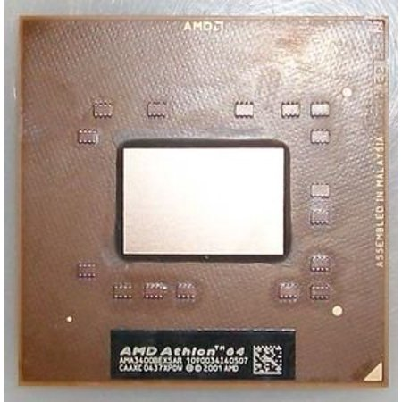 Amd Cpu Amd Mobile Athlon 64 3400 Ama3400bex5ar Walmart Com Walmart Com