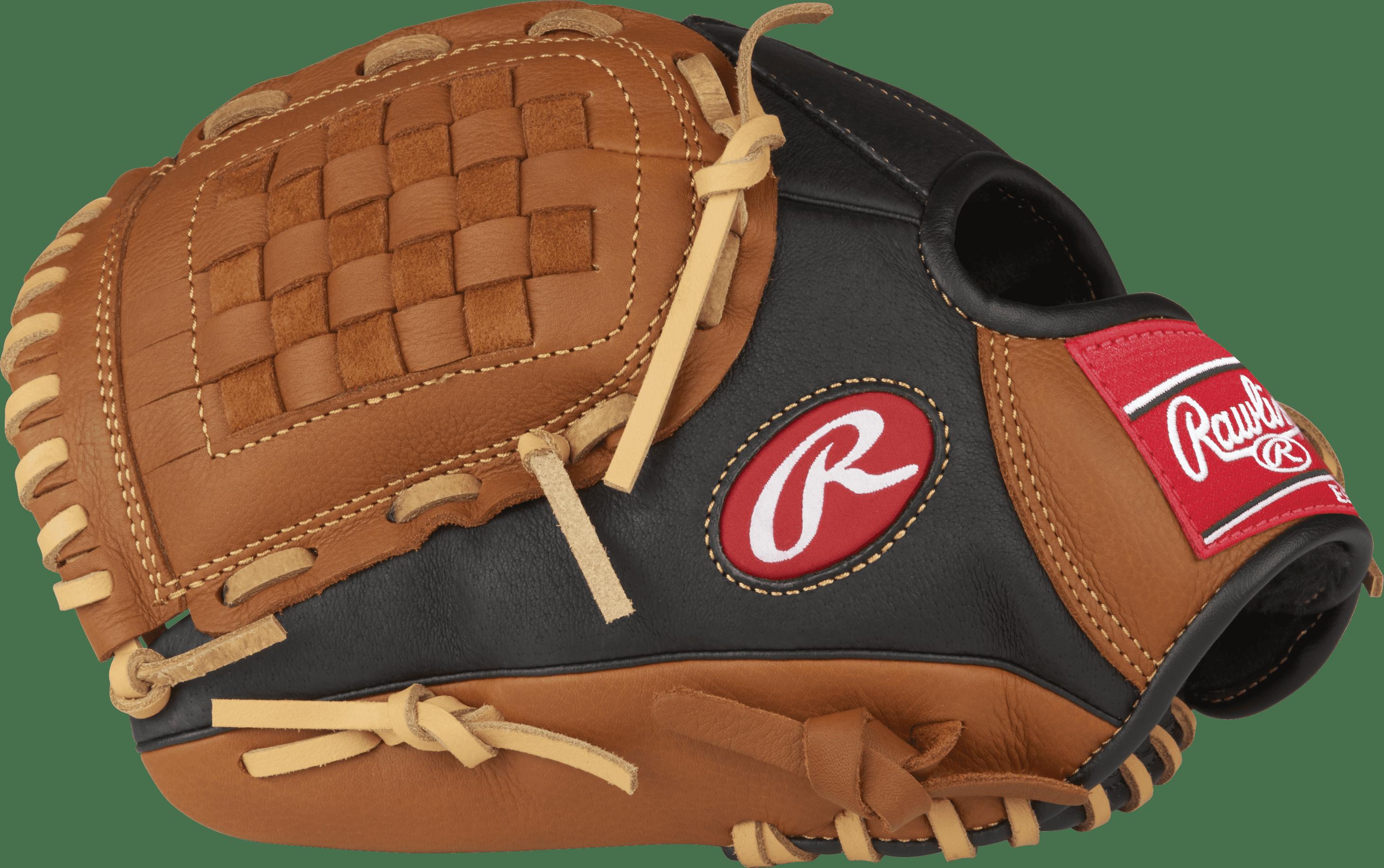 Rawlings Prodigy Youth Baseball Glove, Right Hand, Basket-Web, 11-Inch by Rawlings
