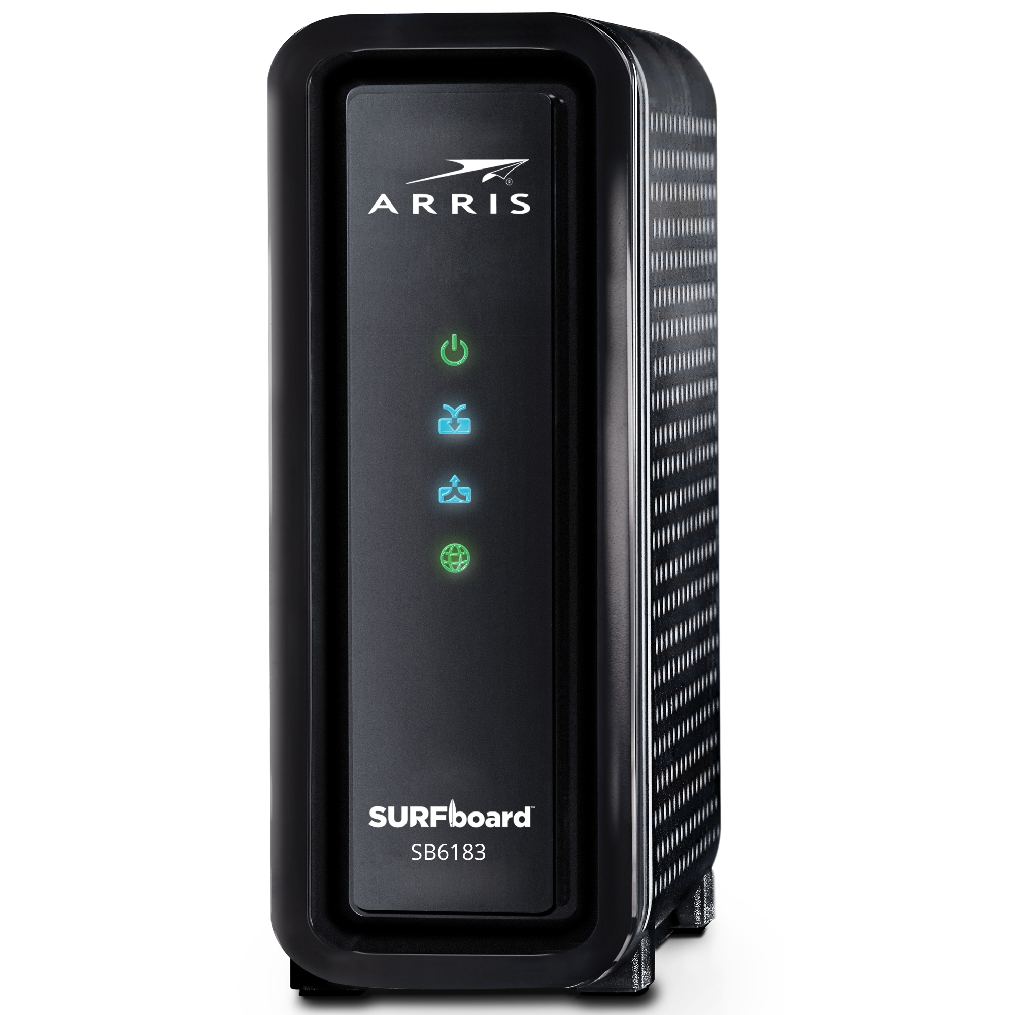 Retail Packaging White ARRIS SURFboard SB6183 DOCSIS 3.0 16x4 Cable Modem