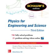 Schaums Outline of Physics for Engineering and Science 3/E (EBOOK) - eBook
