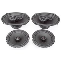 2005-2008 Pontiac G6 Complete Premium Factory Replacement Speaker Package by Skar Audio