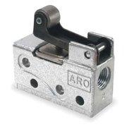 ARO 202-C Manual Air Control Valve, 3-Way, 1/8in NPT