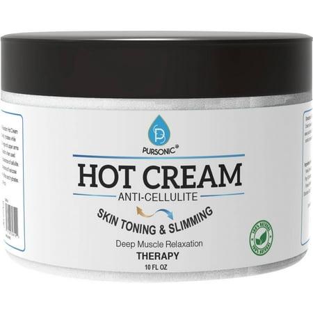 Pursonic CCMRC10 Pursonic Hot Cream Anti Cellulite