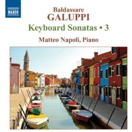 Keyboard Sonatas 3 (3 Keyboard Sonatas)