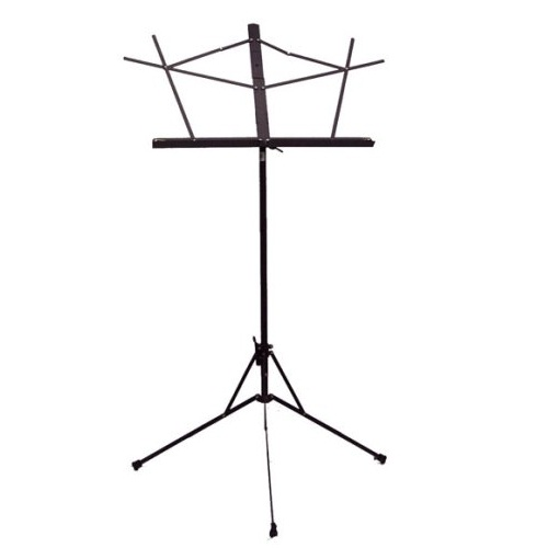 Belmonte Folding Music Stand Black by