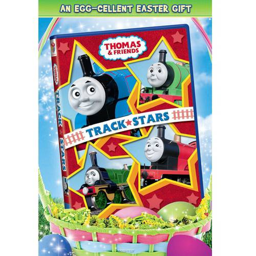 Thomas And Friends: Track Stars