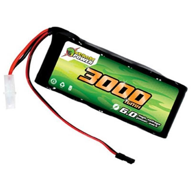 Venom 6V 3000Mah Nimh Large Scale Rx Battery -1502