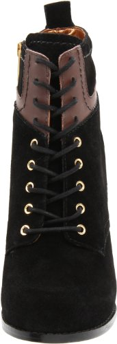 Cynthia Vincent Women's Miller Ankle Boot,Black,9 M US