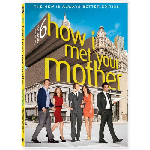 How I Met Your Mother: Season Six (Widescreen)