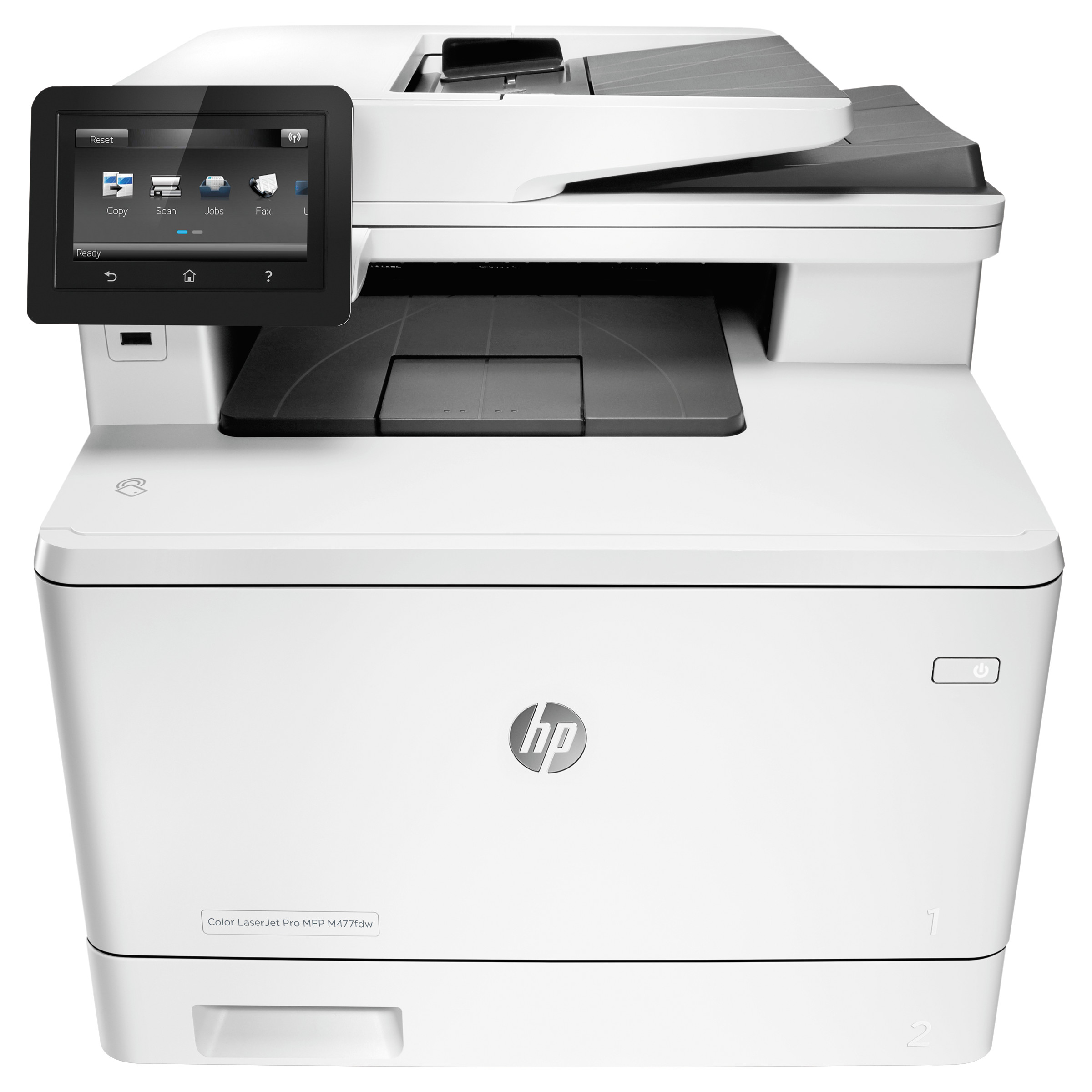HP Color LaserJet Pro MFP M477fdw Wi-Fi Multifunction Printer, Copy Fax Print Scan by HP