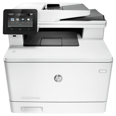 HP LaserJet Pro MFP M477fdw - multifunction printer (color)