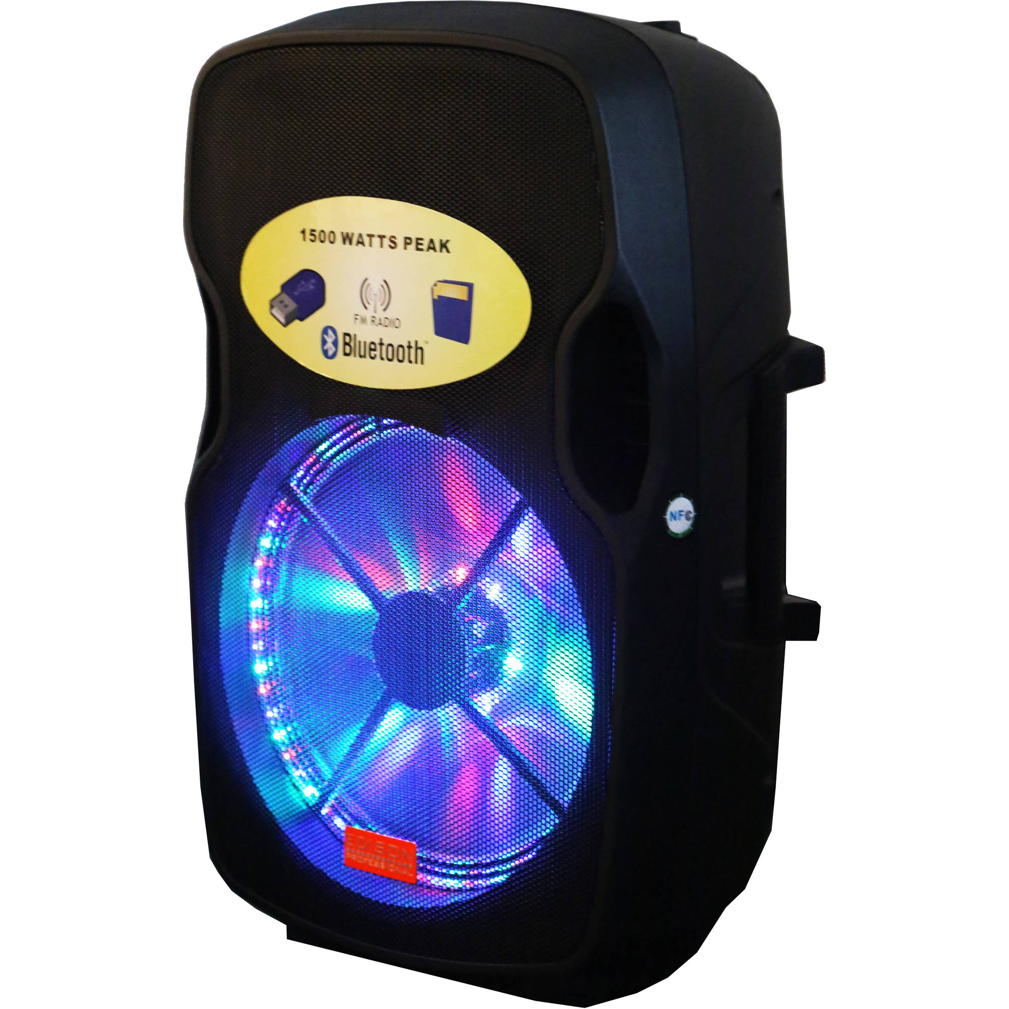 Britelite Edison Professional EN-1500 Bluetooth Wireless Speaker by Edison Professional