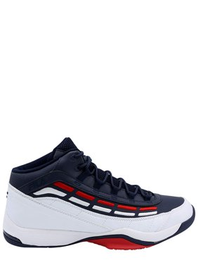 0b51df3e52d4 Product Image Fila 1BM00185-125  Men s Spitfire Mid White Navy Red  Basketball Sneakers
