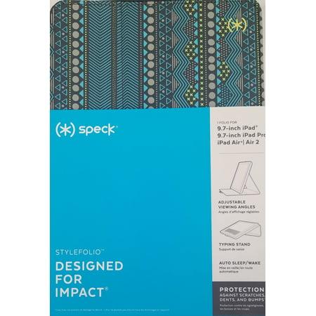 Speck Product Ipad 9.7-inch Stylefolio Print Geostripe