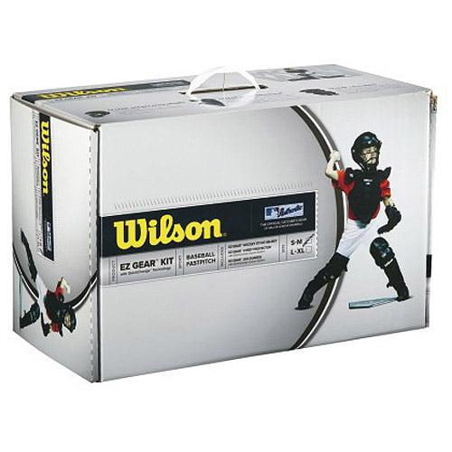 Wilson EZ Gear Kit with QuickChange Technology, Large/X-Large