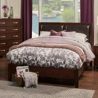Alpine Furniture Costa Mesa Platform Bed