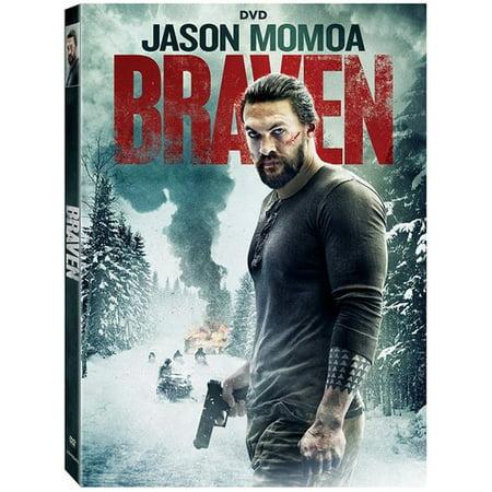 Braven (DVD) - New Halloweentown Movie