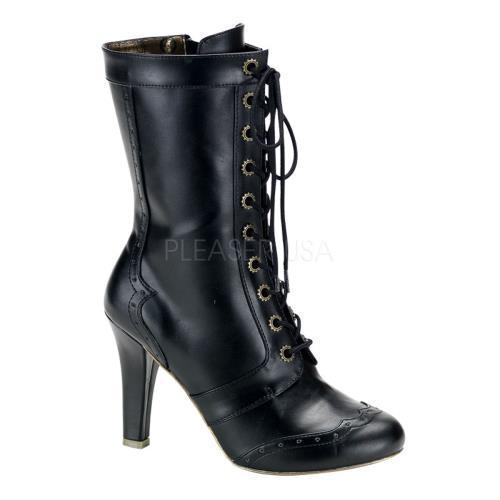 Demonia SteamPunk Womens TES102 B PU Size: 9 by