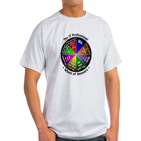 CafePress - The IT Professional T-Shirt - Light T-Shirt - CP