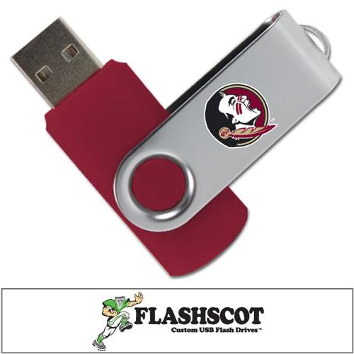 Florida State Seminoles Revolution USB Drive - 16GB
