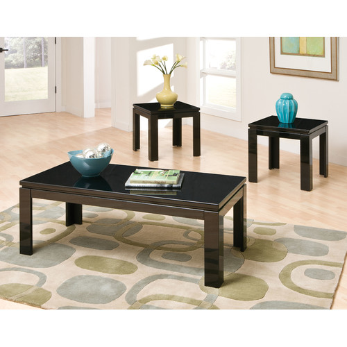 Standard Furniture Passport 3 Piece Coffee Table Set