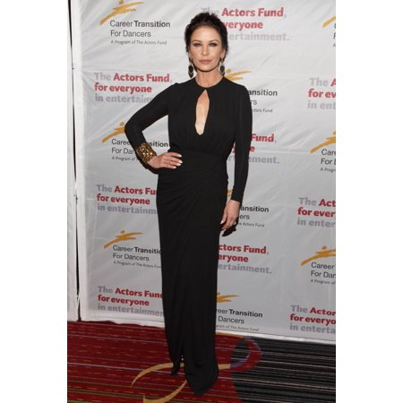 Catherine Zeta-Jones At Arrivals For The Actors FundS Career Transition For Dancers Jubilee Gala New York Marriott Marquis New York Yt November 1 2017 Photo By Jason SmithEverett Collection