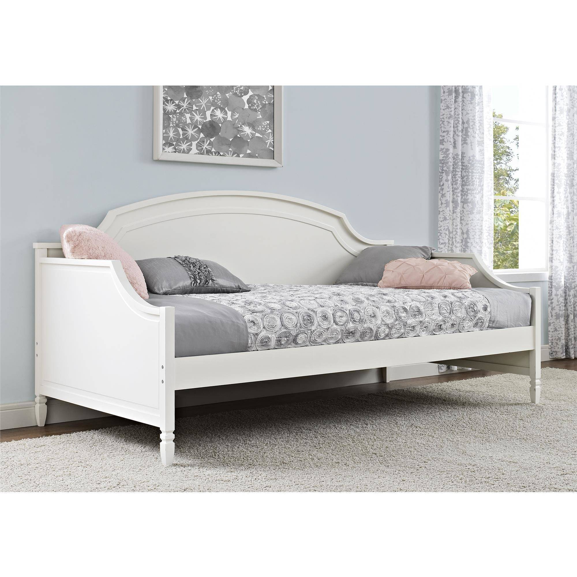 Better Homes and Gardens Lillian Twin Day Bed, White by Dorel Asia