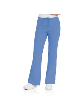 d1305d76c5f Product Image Landau Women's Natural Flare Leg Scrub Pant, Style 8335