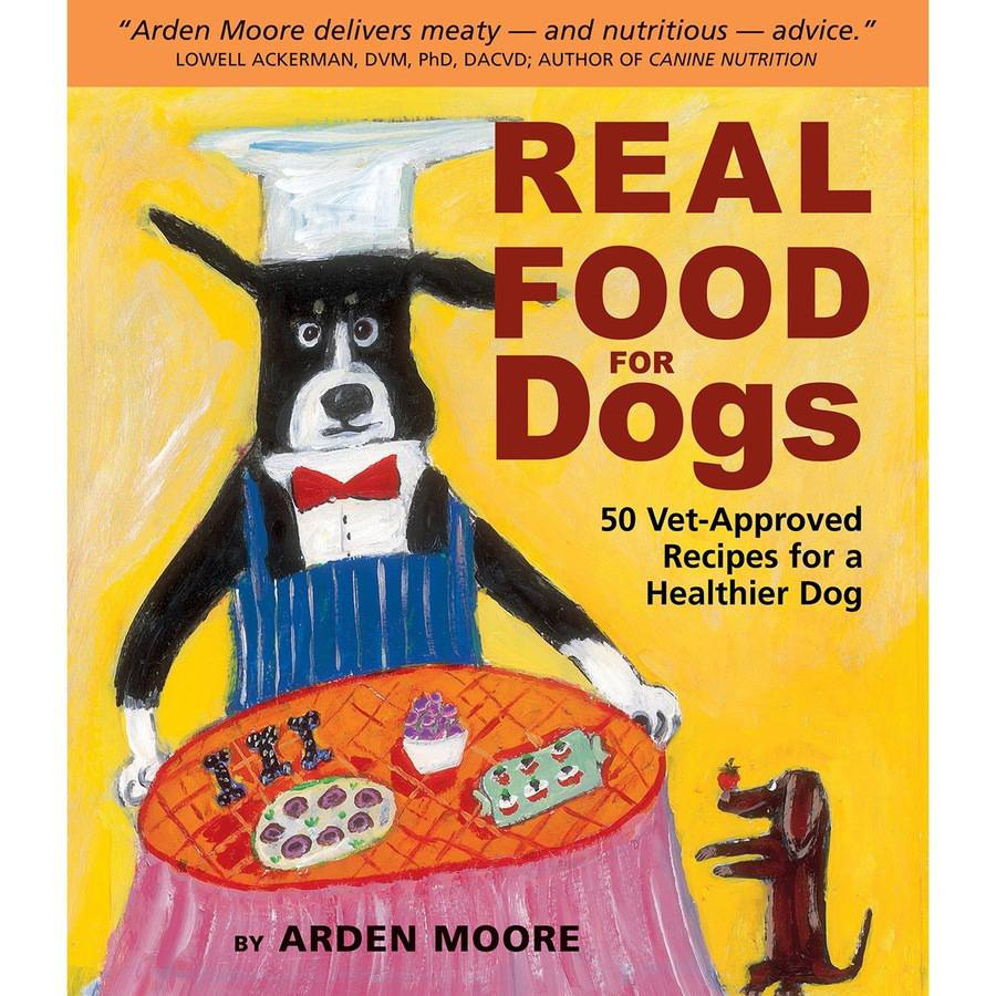 Storey Publishing Real Food For Dogs