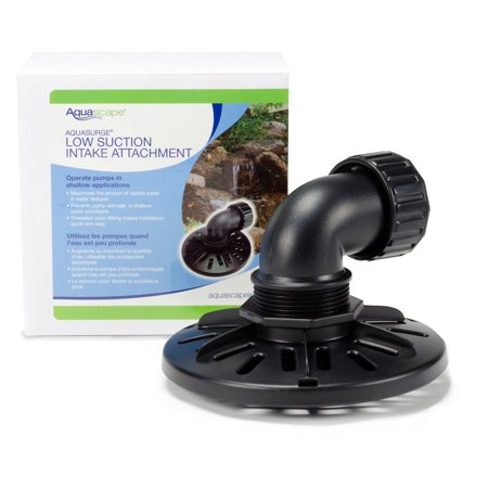 Aquascape AquaSurge Low Suction Intake Attachment