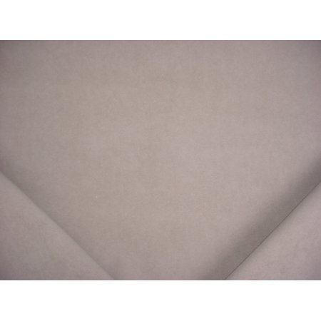 Toray Ultrasuede Ambiance in Stone - Designer Faux Suede Leatherette Microfiber Upholstery Drapery Fabric - By the Yard