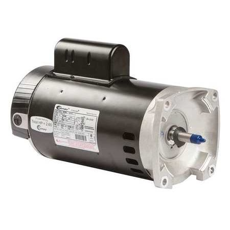 century b2843 pool pump motor 2 hp 3450 rpm 208 230vac