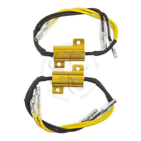 2x Load Resistors LED Turn Signal Flash Rate Controller Blinker Flash 6.8 (Led Flash Controller)