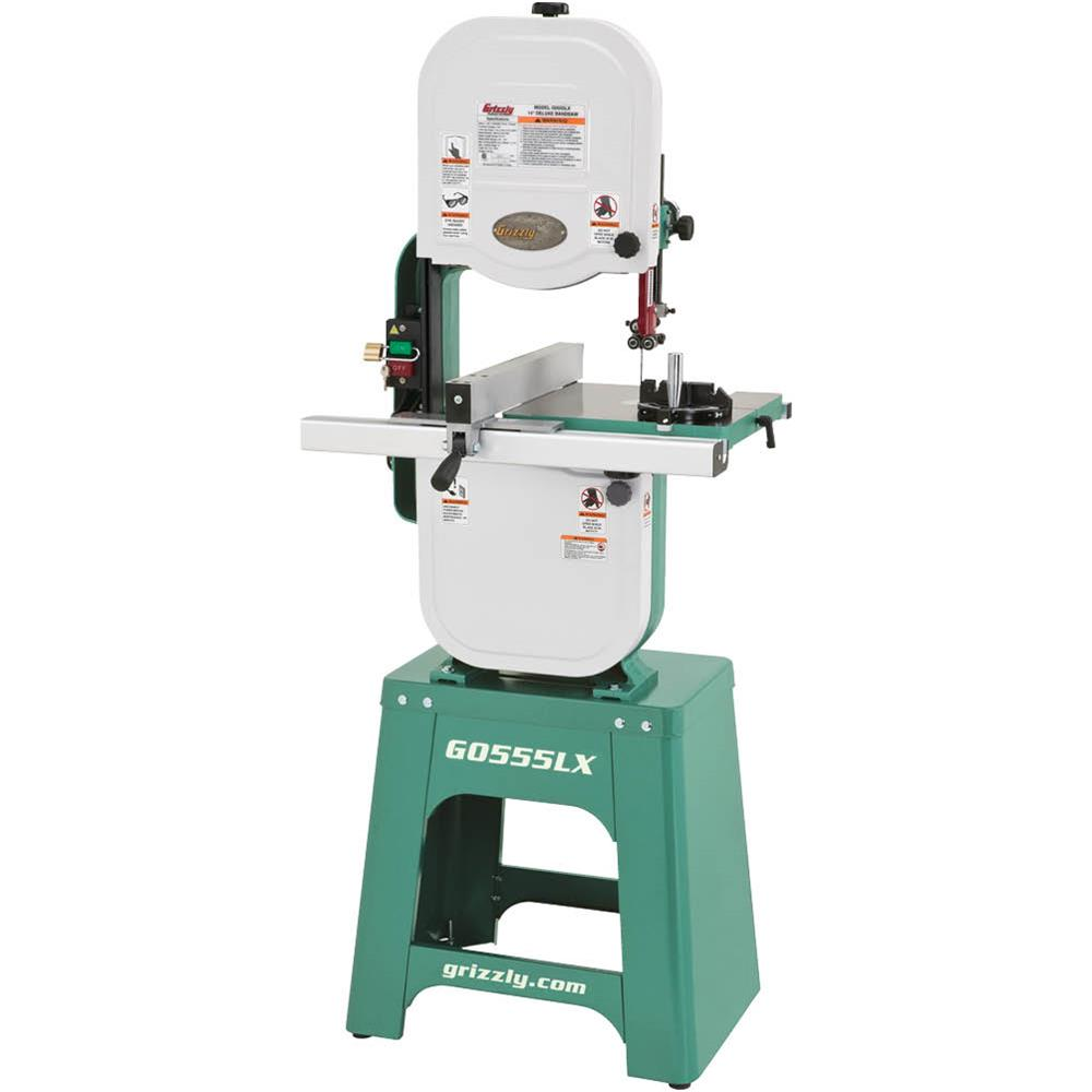 "Grizzly G0555LX 14"" Deluxe Bandsaw by"