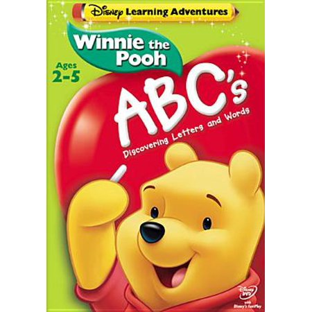 Disney Learning Adventures: Winnie the Pooh - ABC's (Full
