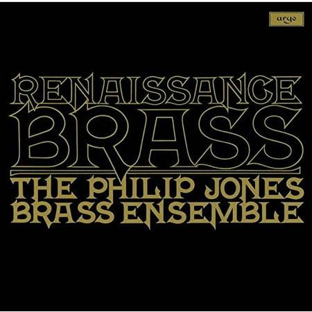 Renaissance Brass (CD) (Philip Jones Brass Ensemble)