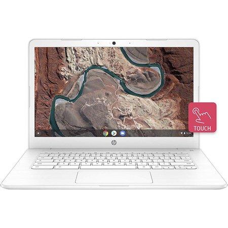 Hewlett Packard Chromebook 14-inch HD Touch Laptop w/ 180-degree Hinge (OPEN BOX) Hewlett Packard Box