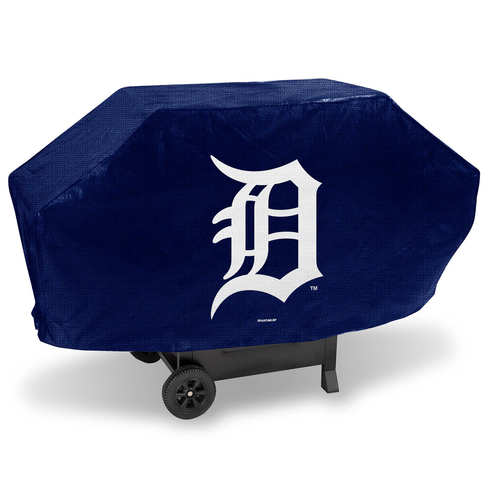 Detroit Tigers Sparo Executive Grill Cover - No Size