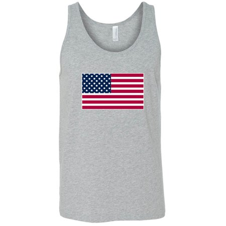 adfe060ca53714 SHORE TRENDZ - Men s USA Flag Pride Tank Top Shirt - Walmart.com