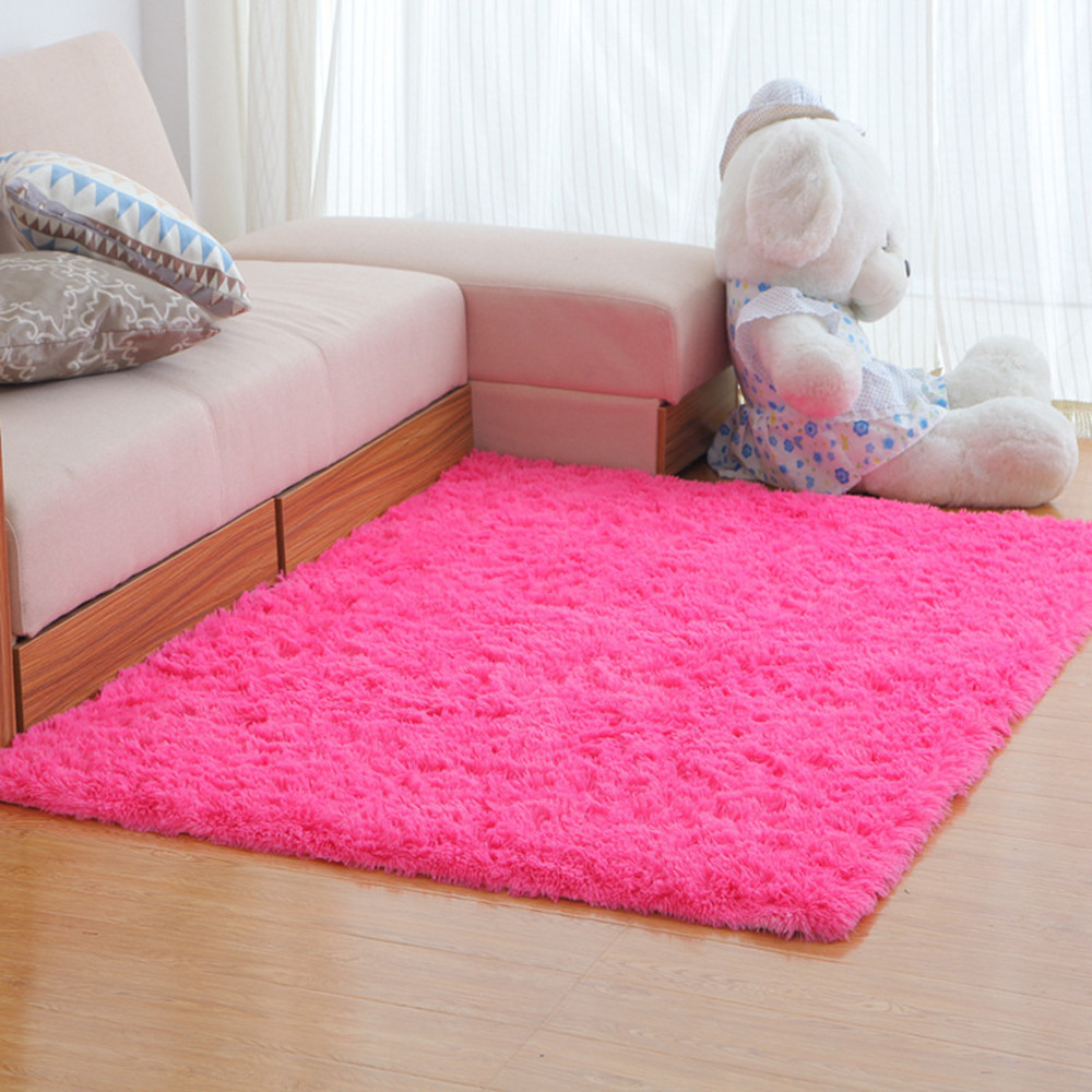 ylhhome soft fluffy rugs large shaggy area rug living