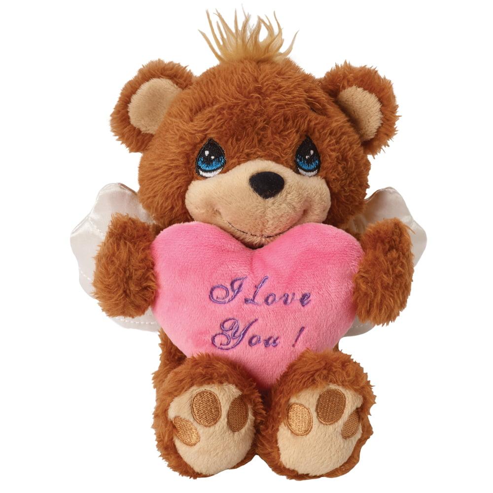 Precious Moments 153501 Angel Teddy Bear Plush Musical by Precious Moments